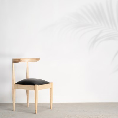 kam ce kam, tera chair, solid ash, natural ash
