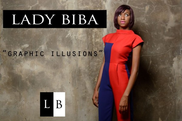 "Lookbook: Lady Biba's Ready-to-Wear 2014 Collection ""Graphic Illusions"""
