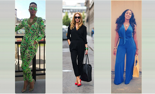 How To's: Styling the Jumpsuit