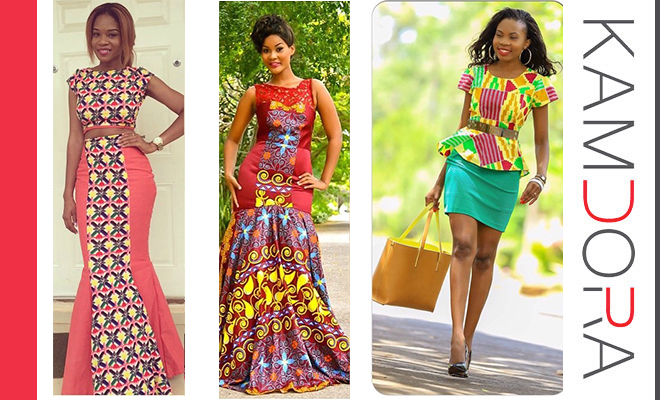 Ankara LookBook 40: Ankara Overdose
