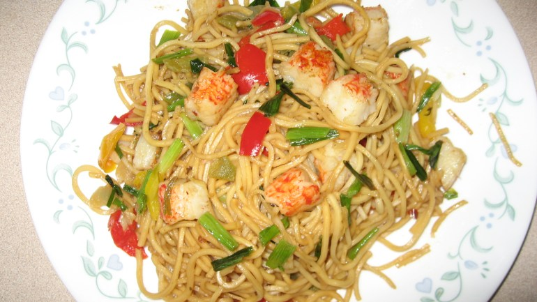 Weekend Recipe: Romzy Noodles