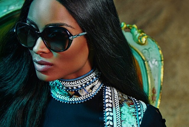 Ciara Is the Face of Roberto Cavalli's Fall/Winter 2015