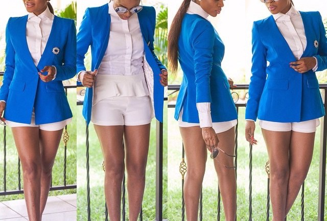 How to Spice Up a Boring Blazer