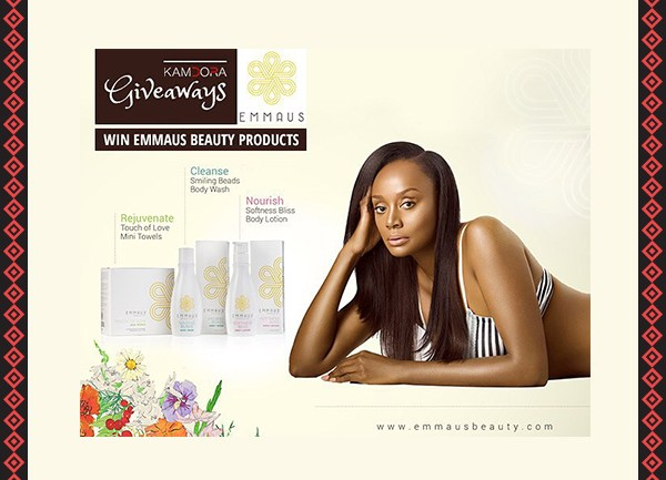 Win Emmaus Beauty Products