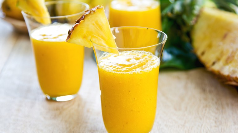 Pineapple Juice: More Effective Than Cough Syrup