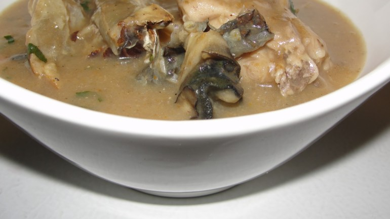Sunday Soup Recipe: Ofe Nsala (White Soup)