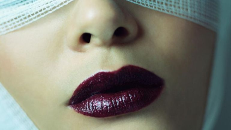 Plastic Surgery With Make-up