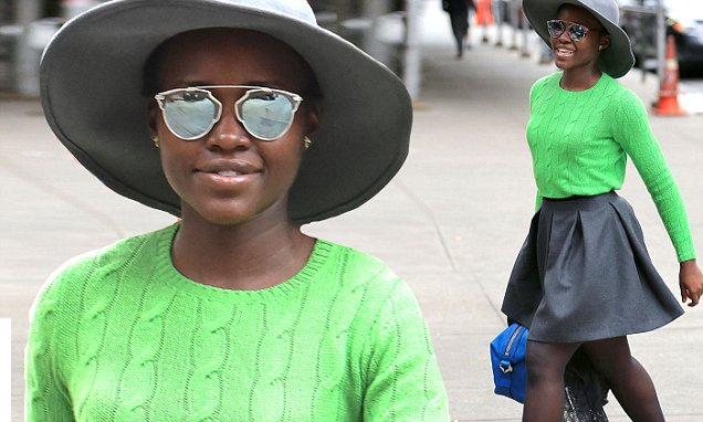 Celebrity Style Inspiration: Lupita And The Mini Skirt