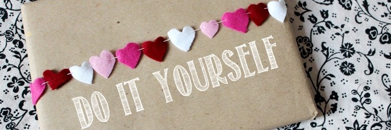 Daily Inspiration: Do It Yourself!