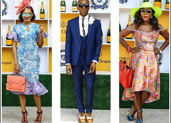 Veuve Clicquot At The Lagos Polo Tournament In Pictures