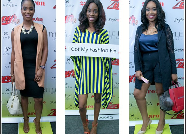 The Fun, Selfies and Fixes at The SBA Fashion Fix