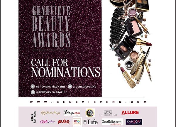 The Genevieve Beauty Awards – Nominations Now Open!