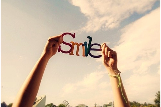 Daily Inspiration: Put On A Big Smile!