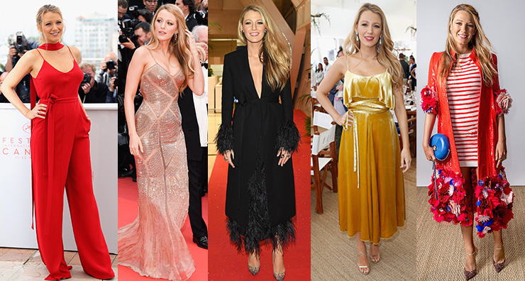 LOTD: Blake Lively At Cannes 2016!
