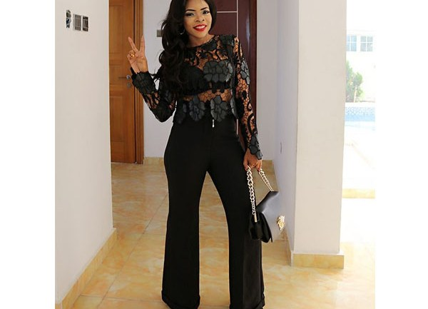 Look Of The Day: Laura Ikeji!
