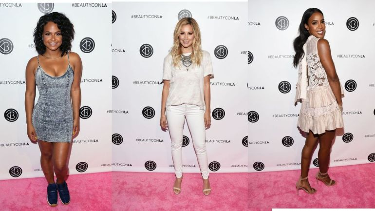 BeautyCon LA 2016: All the Celebrities' Looks From the Event (Photos)