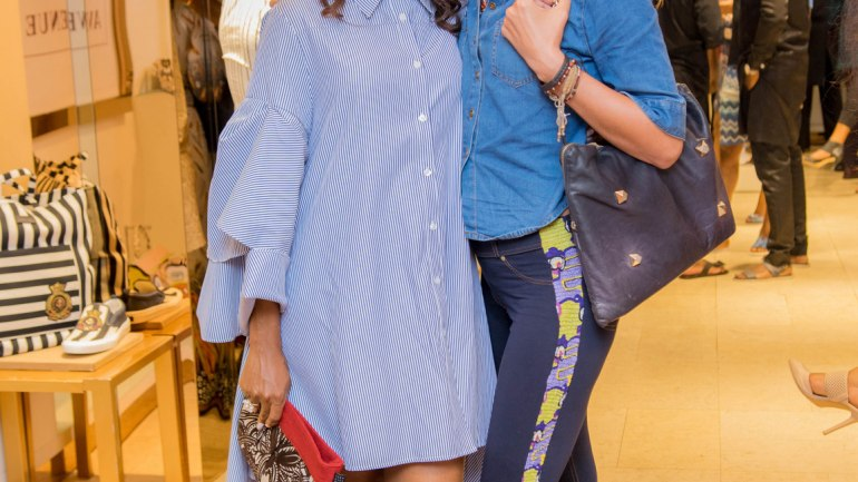 Photos From The Uberstyle High Fashion Welcome Party By Polo Avenue