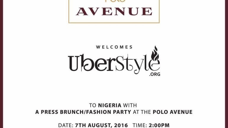 Event: Polo Avenue Welcomes Uberstyle.org