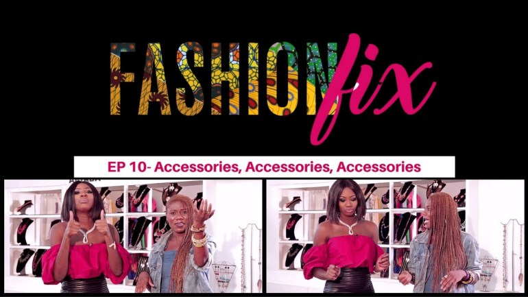 Learn How to Make your Accessories Game Strong on a New Episode of Fashion Fix
