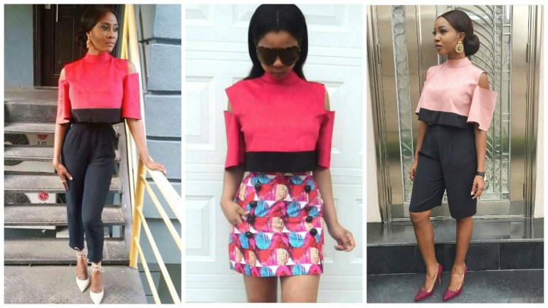 Who Wore It Best: The Shopmaju Crop Top