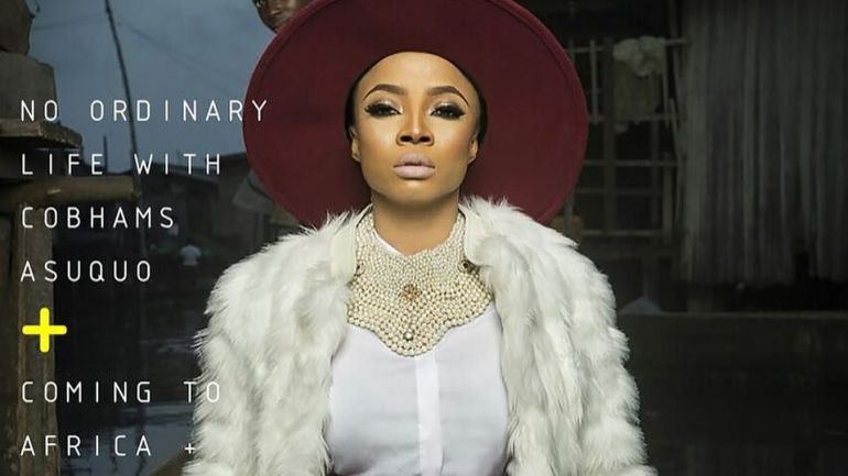 Toke Makinwa Talks About Being Single Again, Fashion, Marriage & More in Fame Extra Magazine