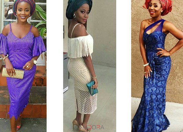 Asoebi Styles #100: On Fleek!