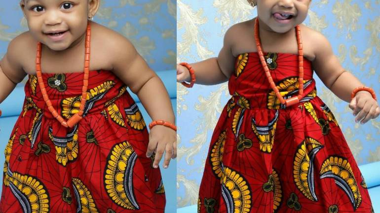 Ankara Styles #220: 11 Style Inspiration For Your Little Bellas!