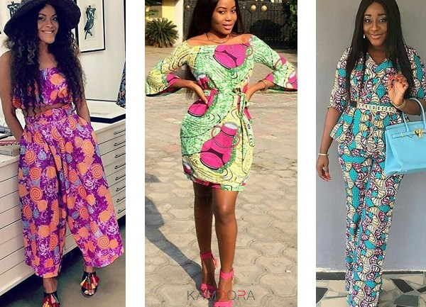 Ankara Styles #215: Serving It!