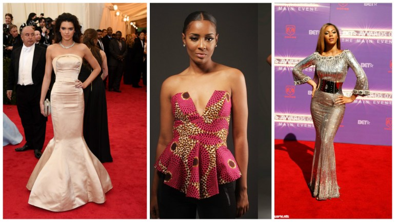 Lagos Mums:  The Corset Fashion Trend