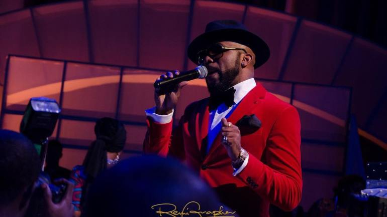 "2Face, Timi Dakolo, Banky W, Dbanj, Dr Sid, Burna Boy, Phyno & Others Performed at Chris Ubosi CEO ""Original Oga"" of The Beat 99.9 FM 50th Birthday Party"