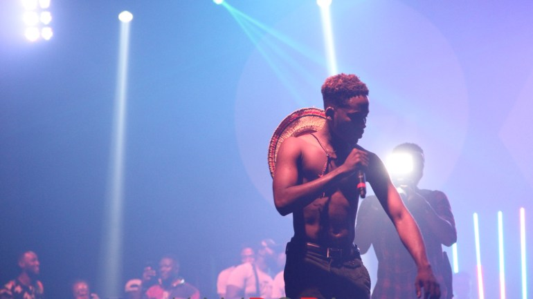 The Life is Eazi Concert: Falz the Bahd Guy, Reminisce, Lil Kesh, Efya, Maleek Berry, Ajebutter 22, Pappy Kojo and Others Perform+ Highlights from the Event