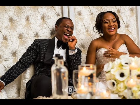 Watch The Video of Nigerian Couple – Iyunola & Seyi UK Wedding