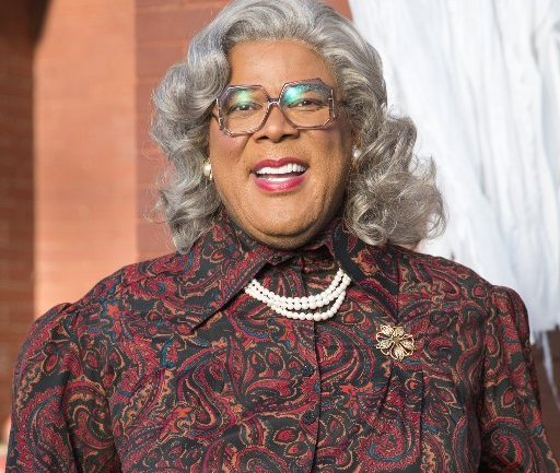 M for Monday, M for Madea!- Big and Beautiful Inspo