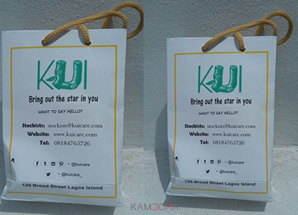 Natural Hair Care: The KUI Handy Kit Ladies Should Have!
