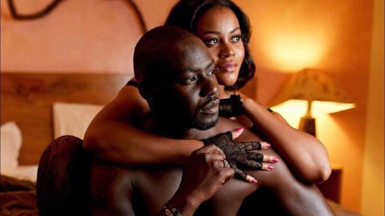 Our Celebrity Couple Goals For The Week: Dami Adegbite and Chris Attoh (Nigeria x Ghana)!