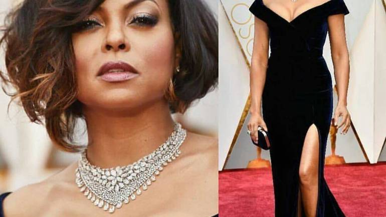 Oscar 2017 Red Carpet Wedding Glam Inspired Looks With Taraji P. Henson, Janelle Monae, Gabrielle Union, Mary J Blige & More!