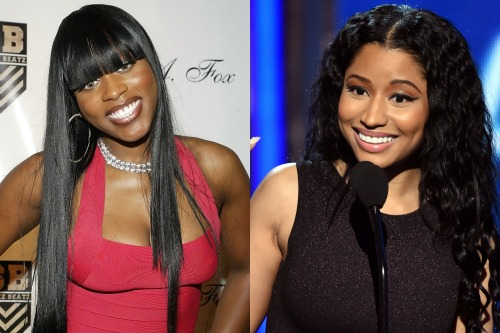 Let's Break Down This Juicy 'Beef' Between Nicki Minaj And Remy Ma For You! Thoughts Anyone?