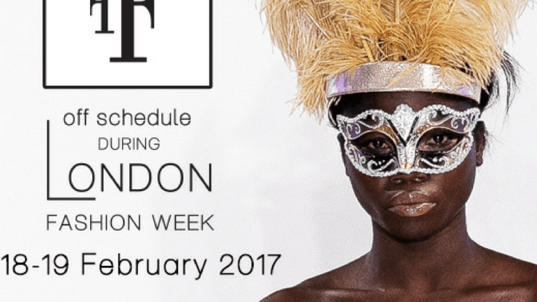 The Katie Wang Company debuts her ready-to-wear label – OLORI at the Fashion Finest Show in London.