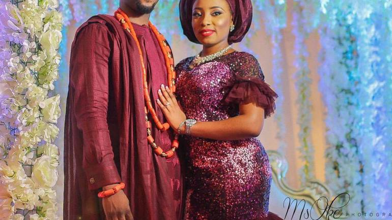 Dr Abiola  & Dr Damilola Omolayole Tie The Knot After 10 Years Of Friendship From Medical School!