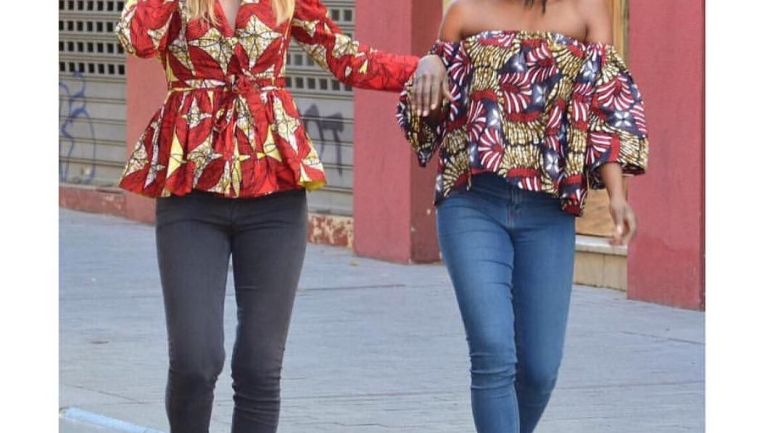Ankara Styles #285: How About A Stylish Weekend?
