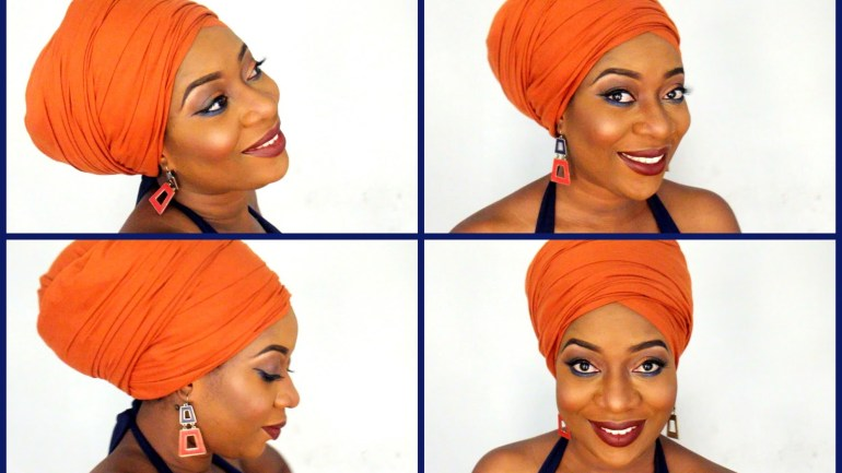 Check out this quick and easy way on how to tie turban!