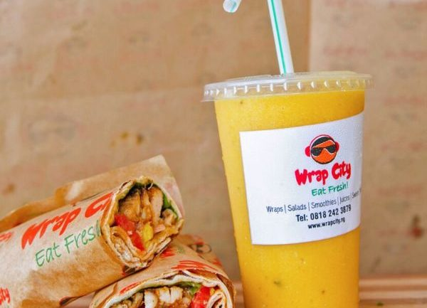 Mastercard Wellness Month: Wrap City Is Giving Up To 17% Off Their Healthy Wraps!