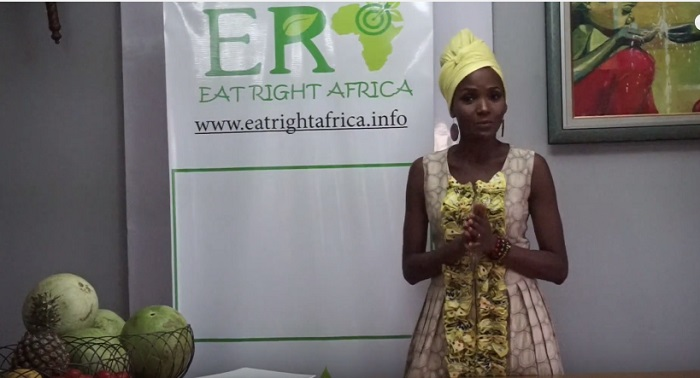 How To Add Weight Healthily! Ayo Van Elmar Gives Tips In New Season Of Eat Right Africa