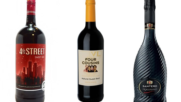 Some Of The Sweetest Red Wines All Under 3000 Naira!