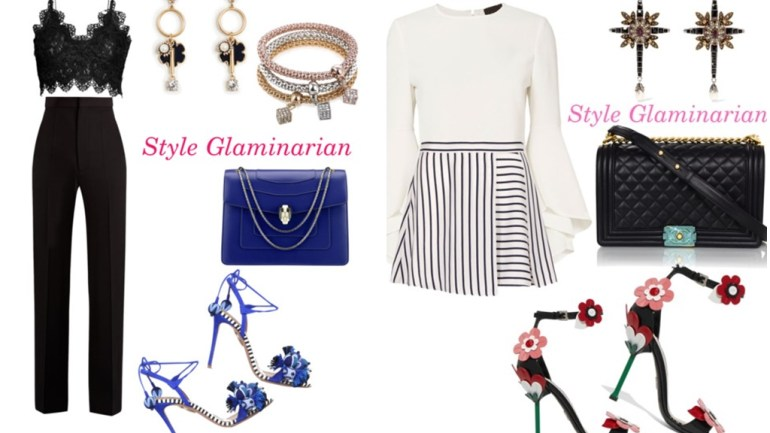 The Style Glaminarian's Pick – Style Inspirations For The Holidays