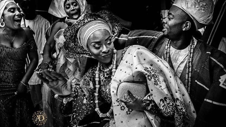 This Is Just A Reminder To Put On Your Dancing Shoes As You Turn Up At That Owambe Today