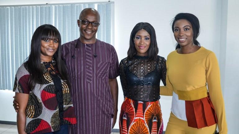History Was Made In Africa As Mercedes Benz & World PR Media Bring The Mercedes Benz World PR Beauty Business Week To Lagos