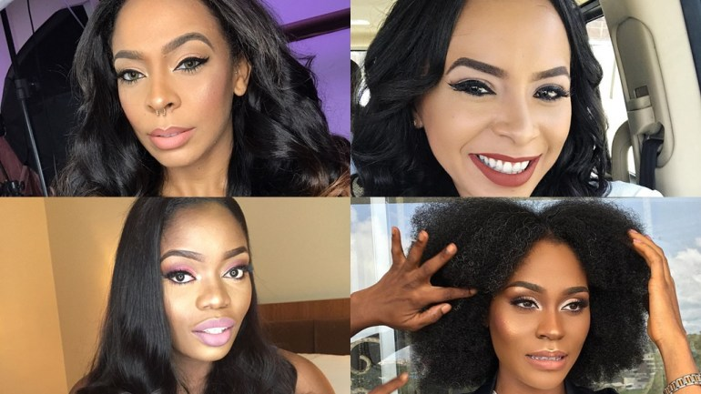Our Fave Beauty Looks Of The Week; Vol 4
