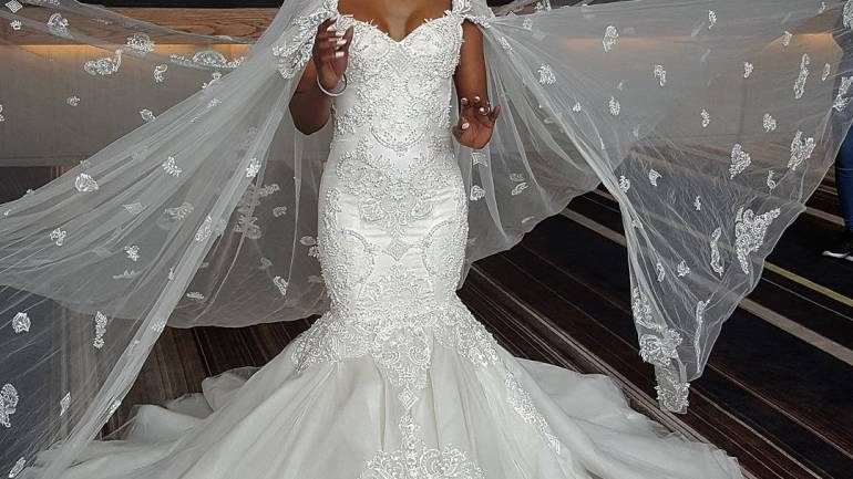 We Love These Luxury Bridal Gowns From Brides By Nona