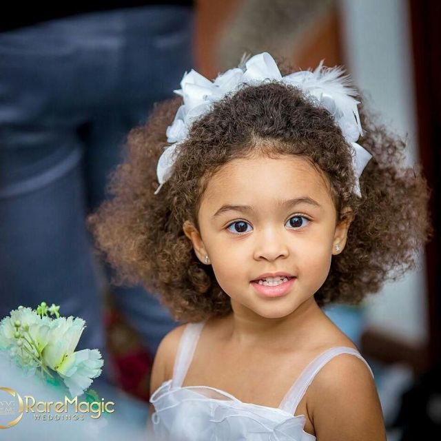 these little brides are super duper adorable!!! | kamdora